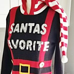 Christmas Holiday Pullover Sweater